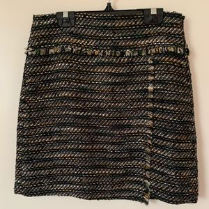 Loft Skirt like new condition. 2 petite